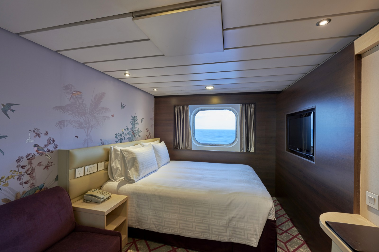 Oceanview Stateroom on Explorer Dream