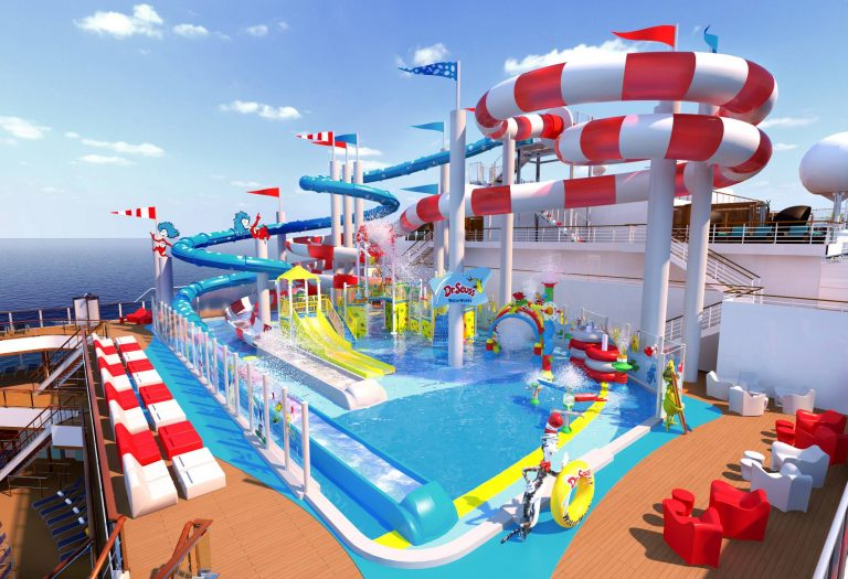 Carnival Horizon Dr Seuss Waterpark