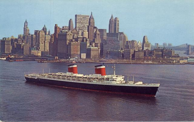SS United States in New York